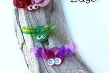 Birds, Bees and Butterflies