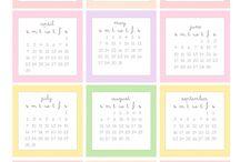 Kalenteri 2017 / bullet