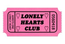 welcome to lonely hearts club, sweety