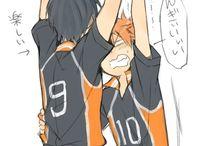 Voleibol y Haikyuu!