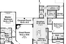 Floor Plans / by Cheryl Lacen