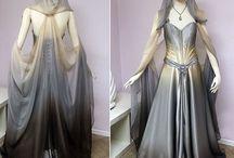 Fantasy Cosplay//Sewing