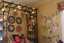 kids room ideas / by Coleen Buates-Neufeld