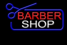 Barber shops and equip. / by DannyBoy