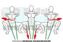 resistive band exercise