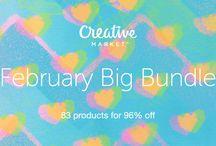 creative market stuff