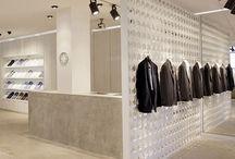 Shop design & display