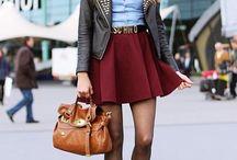 Moda primavera/verano - Spring/summer fashion trends