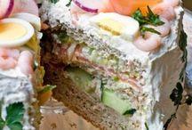 Hartige taart