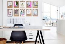 Workspace / by Sam Zonjee
