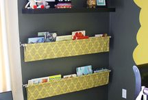 Organized Chaos / Various items for the home, decor, and spaces.
