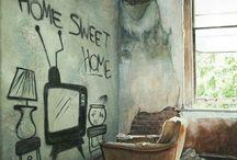 Streetart, art