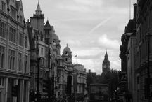 Black and white / City