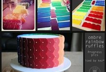 cake decorating tutorial / by Aysegül Kilic
