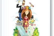 """Book / Книга Дарии Бикбаевой """"Включите сердце и мозги. Как построить успешный творческий бизнес"""""""