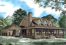 House plans / by Missy Henderson