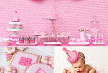 Cali's first birthday  / by Whitney Hobbs