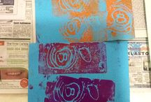 Family workshop 25.4.14 Money, Money, Money / Ever wanted to print your own money?  Here's your chance  inspired by Insertions into Idealogical Circuits 2, part of the Back to Front exhibition on until the 16 November 2014.  Pop in to the gallery to see the work clsoe up.