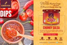 CORNITOS - Hot Chunky Salsa Launch