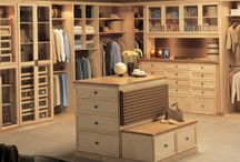 Luxurious Closets / by The Sliding Door Company ❤