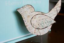 Crafty stuff / by Bronwyn Pearce