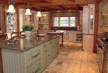 Farmhouse Kitchen / by Francie DePaolo Shepherd