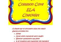 Common Core / by Sue Hills