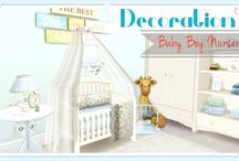 Sims 4 - Nursery / Kids Room