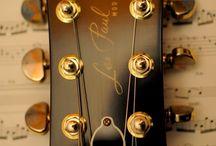 Gitar-müzik / Müzik tutkudur , gitar ise ...