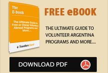 Complete guide to Volunteer Abroad Argentina / The complete step by step guide to volunteer abroad opportunities. Find tips, info and best prices to fulfill your dreams of volunteering work abroad.