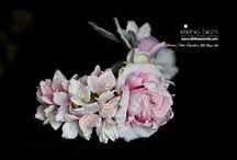 Мастер классы цветы из шёлка