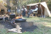 The Acorn Patrol / Photos from the Acorn Patrol of Classic Camping Re-encampments.
