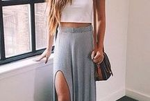 summer-spring fashion