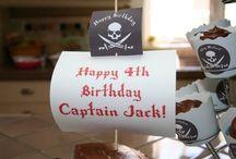 Party ideas pirates