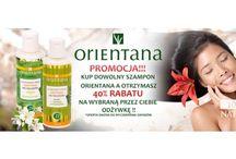 Promocje Orientana / Tu znajdziesz aktualne promocje obowiązujące w sklepie internetowym www.orientana.pl