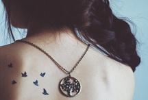 Tattoos  / by Anna Braun