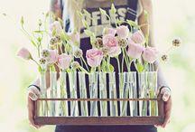 Chemistry flowers