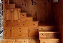 Home - Storage ideas