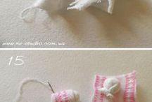 lapins chaussette