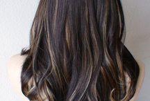 Hair colors highlight
