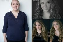 Before & After Clients Photoshoots / Before & After Clients Photoshoots