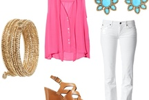 girls outfits / by Karen Harrison