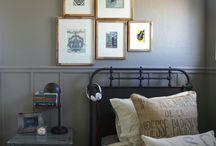 Boy's room / Boy's room decor