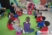 Walentynki w Przedszkolu Motylek / Zabawy w Przedszkolu Motylek z okazji Walentynek -  http://motylekprzedszkole.pl