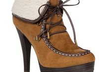 Shoes to covet! / by Crystal Street