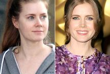 Celebrities Without Makeup / You'll be surprised as to what some celebrities look like without makeup!