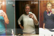 Weight loss motivation / by Julia Dunbar
