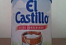Lácteos. / Leche y derivados.