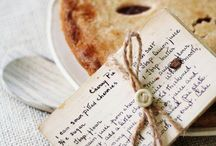 ~ Pie Fidelity ~ / From Shoefly To Chiffon....A Homemade Pie Is One Of Life's Greatest Delights !!!  / by Holly Nelson Rader