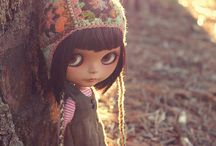 Beautiful Blythe / Dolls that are just too sweet (and outfits to due for).